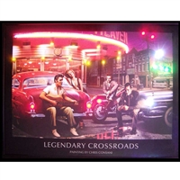 LEGENDARY CROSSROADS NEON/LED