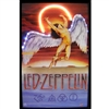 LED ZEPPELIN NEON/LED POSTER