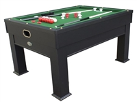 3 in 1 Rectangular Bumper Pool Table
