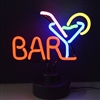 BAR MARTINI NEON SCULPTURE