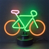 BICYCLE NEON SCULPTURE