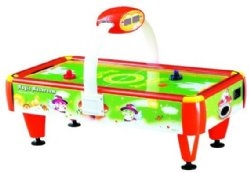 Magic Mushroom Mini Air Hockey Table
