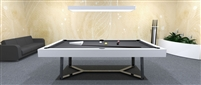 Silverlight Deluxe Pool Table