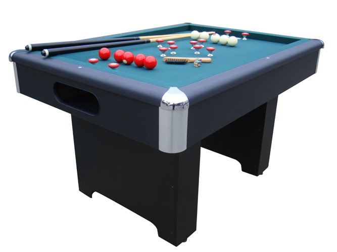 Slate Bed Bumper Pool Table
