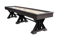 "12 ft ""The Weathered"" Shuffleboard Table"