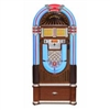Crosley Bluetooth Radio/CD Player Jukebox with Stand