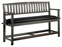Legacy Classic Backed Storage Bench