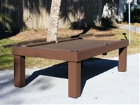 Cosmopolitan Outdoor Pool Table