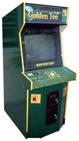 Golden Tee '98 Arcade Machine