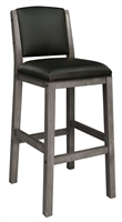 Heritage Backed Bar Stool
