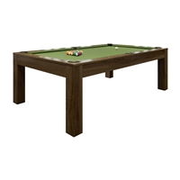 Penelope Dining/Pool Table (Cappuccino)