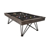 7 ft Dauphine Raven Pool Table by Imperial