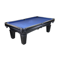 Black Shadow 8FT Pool Table