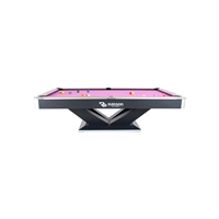 RASSON PRO VICTORY TOURNAMENT 9FT COMMERCIAL POOL TABLE