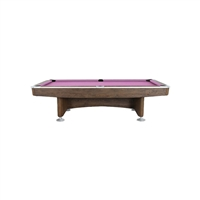 RASSON PRO CHALLENGER 9FT COMMERCIAL POOL TABLE