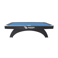 Rasson OX 9FT Commercial Pool Table