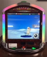 JVL Retro Countertop Touchscreen Arcade Game