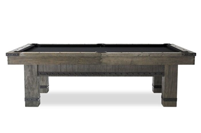 8' MORSE POOL TABLE