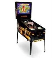 Striker Xtreme Pinball Machine