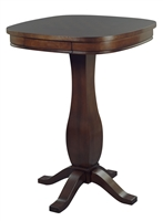 Legacy Signature Pub Table with Chess Inlay