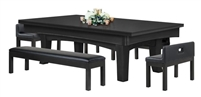 Ella II 8FT Pool Table Dining Collection