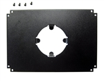 "AquaticLife Hybrid Mounting System 16""/18"" Bracket, Rectangular 7.5"" x 5.5"" (for Kessil A160 & A150)"