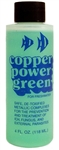 Copper Power Green, Freshwater Copper Treatment, 4 oz