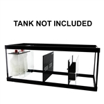 VASCA Fiji Cube 20 Gallon Long DIY Sump Baffle Kit Wholesale Aquarium Supply