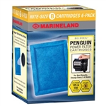 Marineland Penguin Replacement Filter Cartridge (6-Pack)
