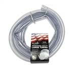 "VASCA Python Clear High Grade Aquarium Hose 1"" ID TEN FEET PACKAGED Wholesale Aquarium Supply"
