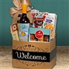 Welcome Wine Basket