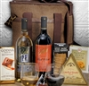 Red & White Balic Winery Tote