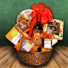 Pumpkin Harvest Holiday Gift Basket