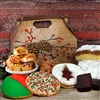 Holiday Bakery Tote Gift  Box