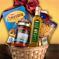 Be Italian Gift Basket