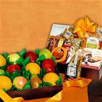 Call It Home Fruit & Gourmet Gift Box