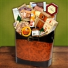 CEO Magazine Rack Gift Basket