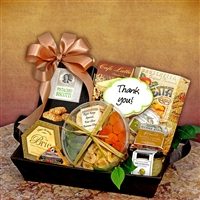 Classic Thank You Gourmet Gift Basket