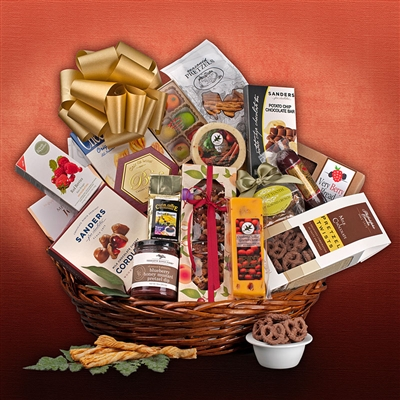 Crowning Glory Gift Basket