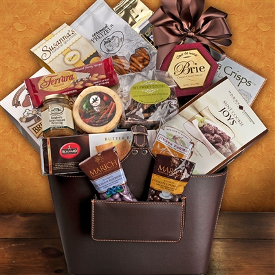 Distinguished Elegance Gift Basket