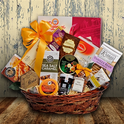 Family Affair Gift Basket