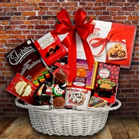 Fireside Delights Gift Basket