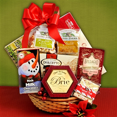 Frosty's Holiday Gift Basket