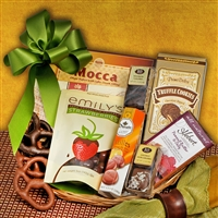 Heavenly Chocolate Gift Basket
