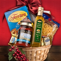 Holiday Be Italian Gift Basket