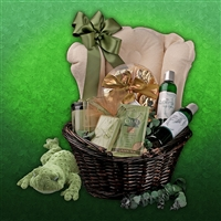 Invigorating Eucalyptus Spa Gift Basket