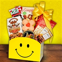 Sunny Days Get Well Gift Basket