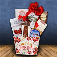 Christmas Confections Holiday Gift Basket