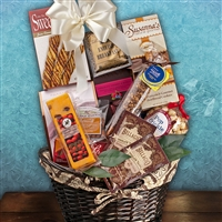Tasty Inspirations Gift Basket