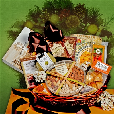 Thoughts and Wishes Holiday Gift Basket